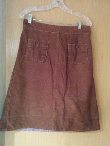 skirt brown